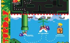 "Intro to Info Graphics ""Saturday Adventure"""