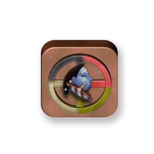 Crazy Horse Mobile App Icon